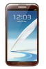 Смартфон Samsung Galaxy Note 2 GT-N7100 Amber Brown - Тула
